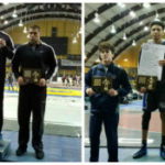 Two Montclair High School Wrestlers Take Home First Place at Essex County Tournament