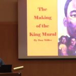 "Don Miller ""The King Mural"" Dedication at Montclair Public Library"