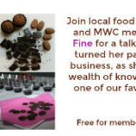 """""""The Chocolate Entrepreneur,"""" Tuesday, 2/28 at the Montclair Women's Club"""