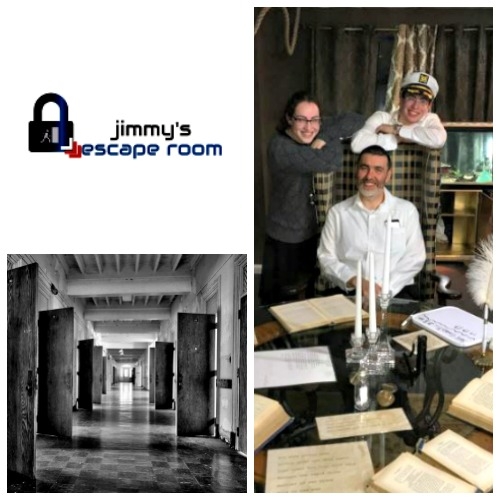 Jimmy's Escape Room