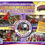 "Bradford PTA Presents ""The Harlem Wizards Vs. The Montclair Dragons"" 3/25"