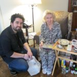Chef Meny Vaknin of Mishmish Cooks and Delivers Meals to Homebound Elderly New Yorkers