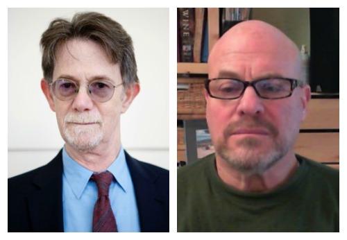 J.J. Goldberg and Mark Seal