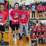 Montclair PAL/Montclair Recreation 8th Graders Participate in 1st Annual Ron Epp All-Star Game