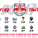 New York Red Bulls II To Call Montclair State University Home