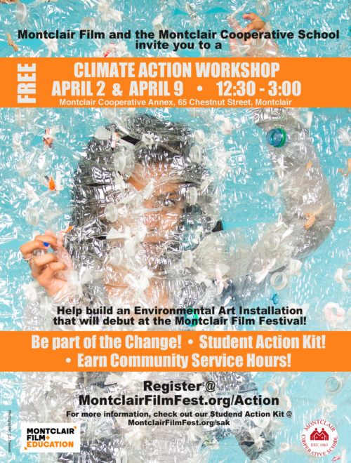 Montclair Film Climate Action Workshop