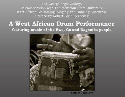 West African Drum Performance