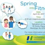 Spring Into Fitness! Free Event This Saturday, April 22