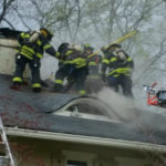 Two Fires in Montclair on Sunday
