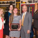 Montclair Student Wins 2017 Investors Bank Best Teammate Award at Yogi Berra Museum