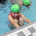 Strong Swimmers = Confident Kids Thanks to YMCA of Montclair Swim Lessons