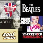 School of Rock Montclair Summer Camps to feature Tributes to The Beatles, Punk, Soul, and More