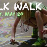 Weekend Family Highlights: Chalk Walk 2017, Nishuane Mayfair, Family Garden Party
