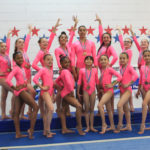 Local Kids Shine in Gymnastika Gymnastics Team