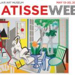 Montclair's Matisse Week, May 13-20, A Weeklong Festival with Uptown Ladies Night, Art Walk & Chalk Walk Block Party!
