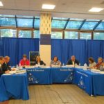 Residents Protest Staff Cuts at Montclair BOE Meeting