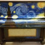 "Local Artists Needed To Paint Pianos for 5th Annual ""Playin' Around South Orange"""