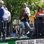 Scenes from 2017 Montclair African-American Heritage Parade