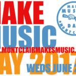 Montclair Celebrates Make Music Day with Montclair Make Music Day