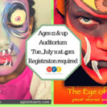 StoryFaces, For Tweens and Teens, Coming To Montclair Public Library