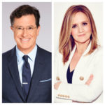 """Montclair Film Presents """"SAD! A Happy Evening With Stephen Colbert and Samantha Bee"""""""
