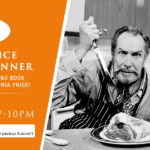 Celebrate Halloween with Vincent Price-Inspired Cookbook Dinner and Signing – Featuring Victoria Price!