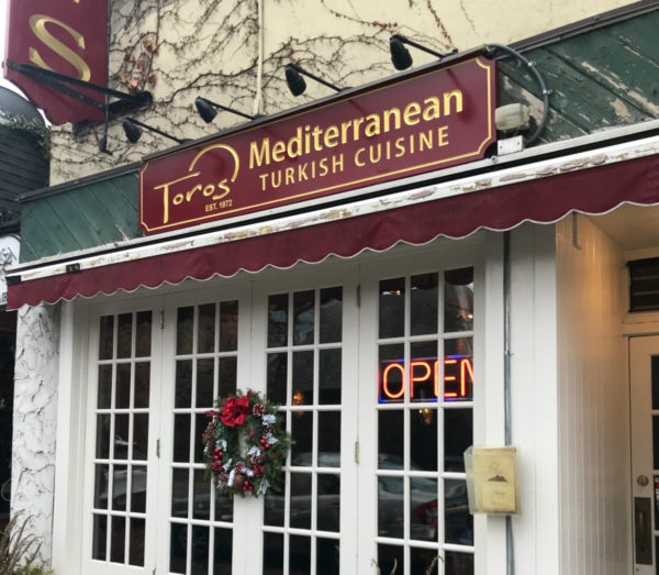 Toros A Turkish Mediterranean Restaurant With Locations In Clifton Paterson And New Ord Has Opened Its Latest Upper Montclair