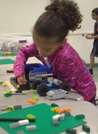 SUMMER SPARKS STEM CAMP