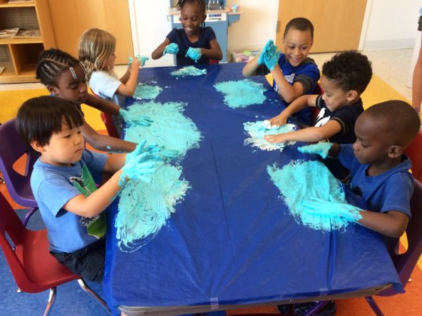 The YMCA of Montclair summer camp