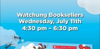 Scholastic Summer Reading Club