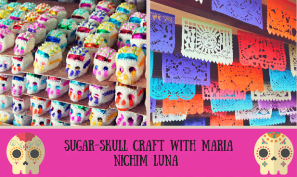 Decorate Sugar Skulls And Sample Bread Of The Dead Before Coco