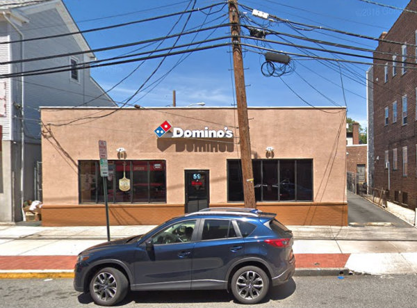 Genial Dominou0027s Pizza Takeout And Delivery Restaurant, Located At 59 Glenridge  Avenue. The Property Owner Is Seeking A Set Of Variances To Place Two  Second Level ...