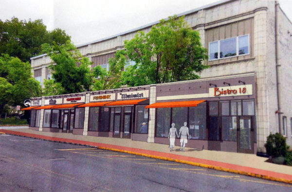 Montclair Hpc Considers Changes To S Fullerton Storefronts Reviews Mc Residences Application For Orange Road Baristanet