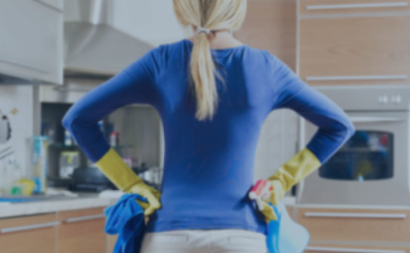 How clean is your house? UK sees rise in demand for domestic cleaner