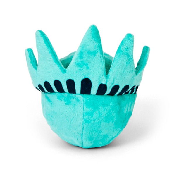 Photograph of BarkBox's Lady Liberty Ball product