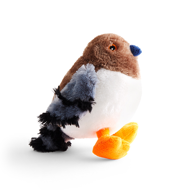 Photograph of BarkBox's Chester's Pigeon product