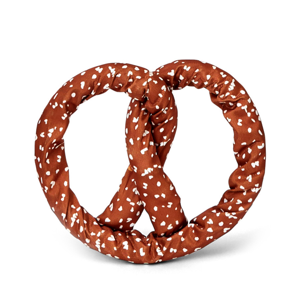 Photograph of BarkBox's Pretzel Rope Plush product