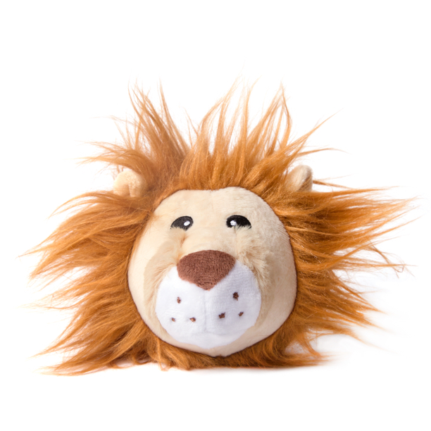 Photograph of BarkBox's Chewfasa the Lion product