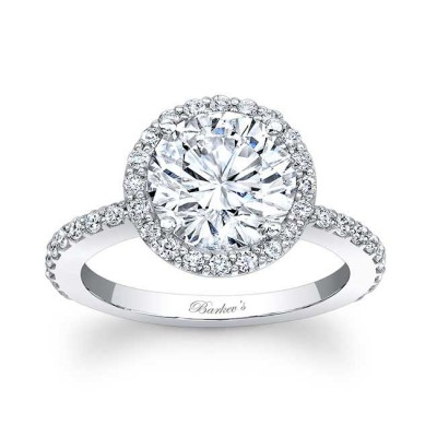 Halo Engagement Ring 7839L
