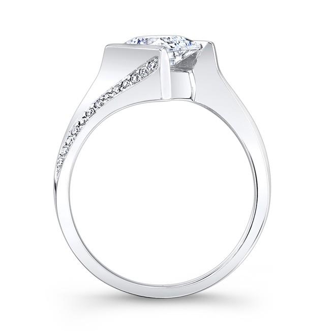 Barkev's Unique Engagement Ring - 7840L - photo #34