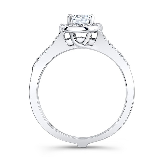 Barkev s Black Diamond Bridal Set 7875SBK