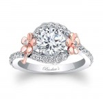 Floral Engagement Ring 7936LT