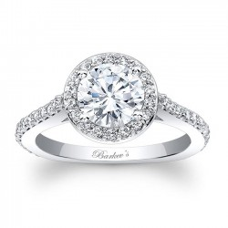 Halo Engagement Ring 7933L