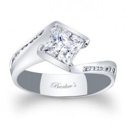 Princess Cut Engagement Ring 7970L