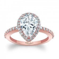 Pear Shaped Engagement Ring 7994LP