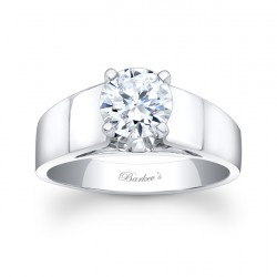 Solitaire Engagement Ring - 2304L