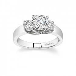 Three Stone Diamond Ring - 4191L