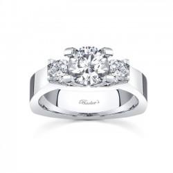Three Stone Ring - 4507L