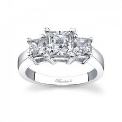 Three Stone Diamond Ring - 5107L