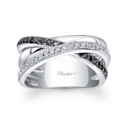 Black Diamond Ring - 6950LBK